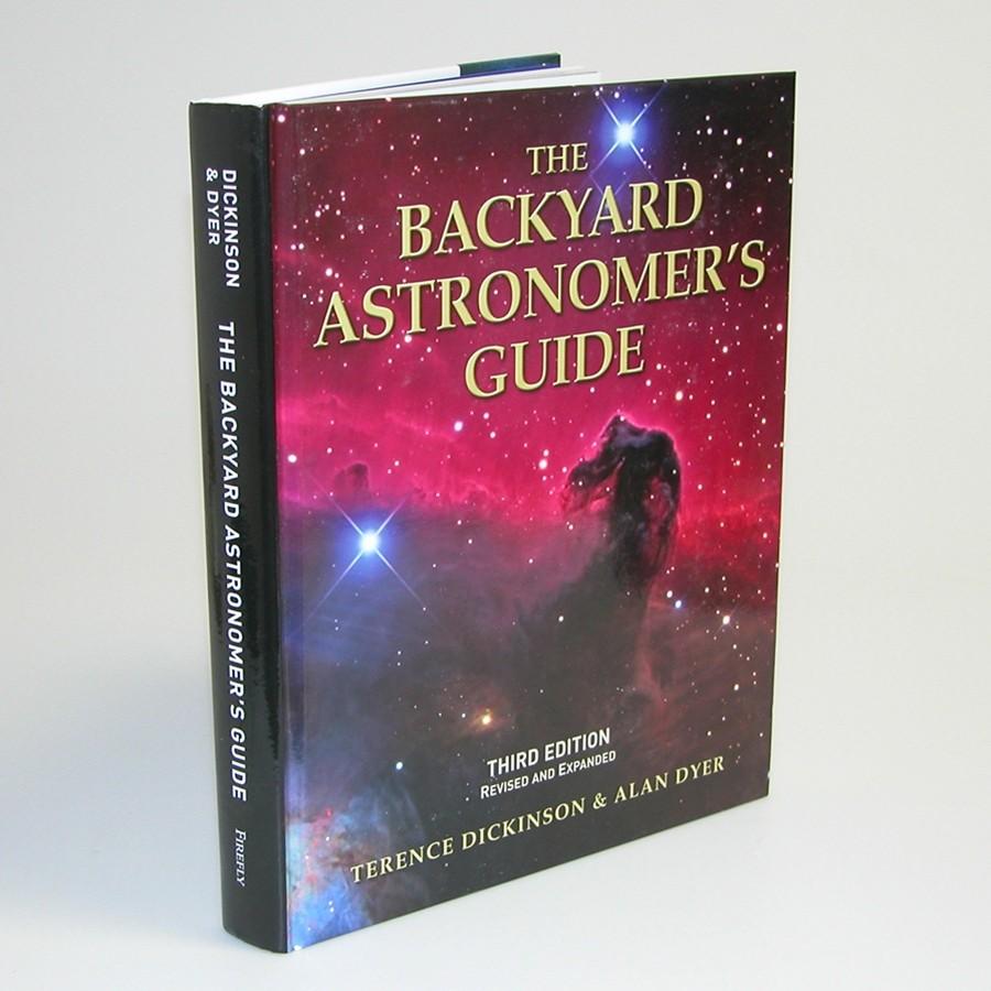 Resultado de imagen para The Backyard Astronomer's Guide