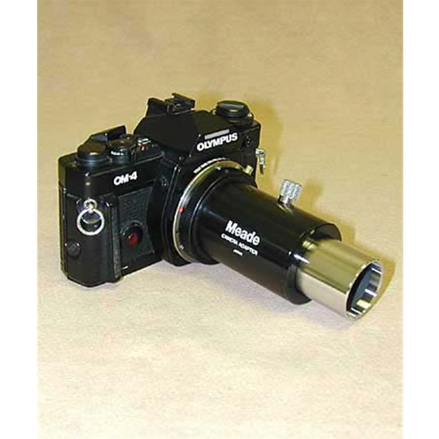 """Meade 1.25"""" Camera Adapter/eyepiece Projection Adapter"""