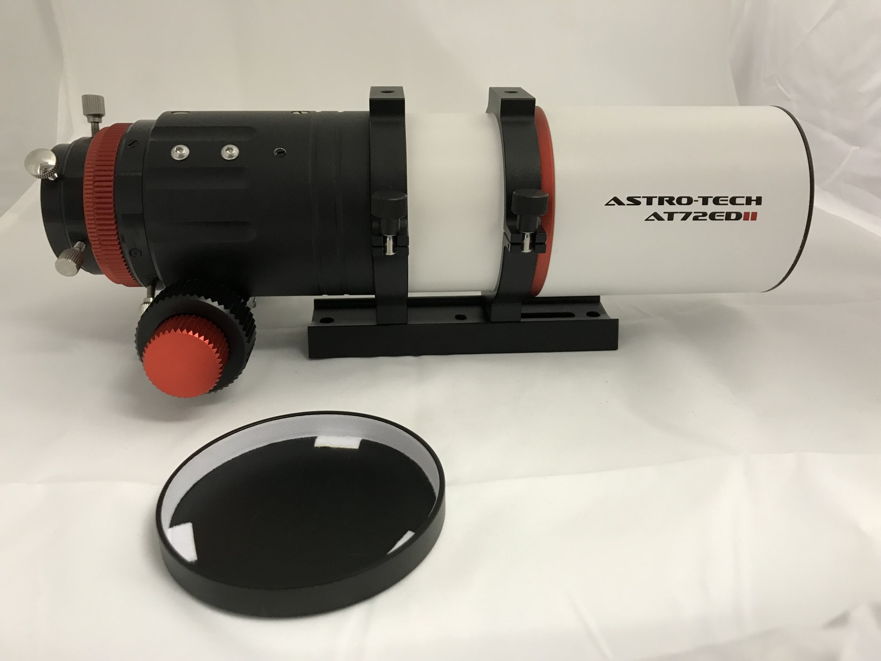 Astro-Tech AT72EDII Refractor OTA FPL-53 f/6