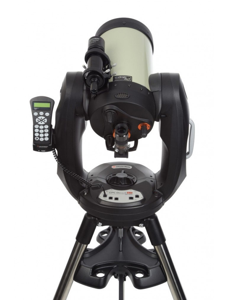 "CPC Deluxe 800 HD 8"" Go-to altazimuth SCT with EdgeHD optics"