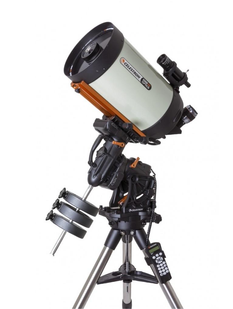 Celestron CGX Equatorial 1100 EdgeHD f/10 Telescope 12057