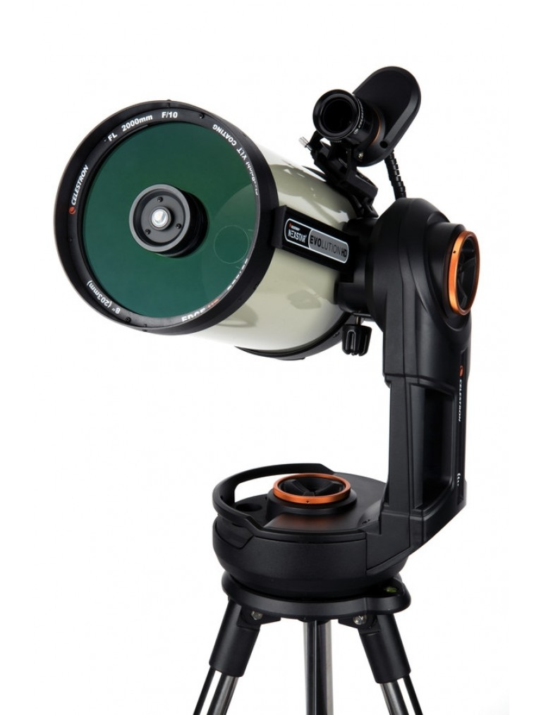 "Celestron NexStar Evolution 8 HD 8"" f/10 EdgeHD SCT with StarSense"