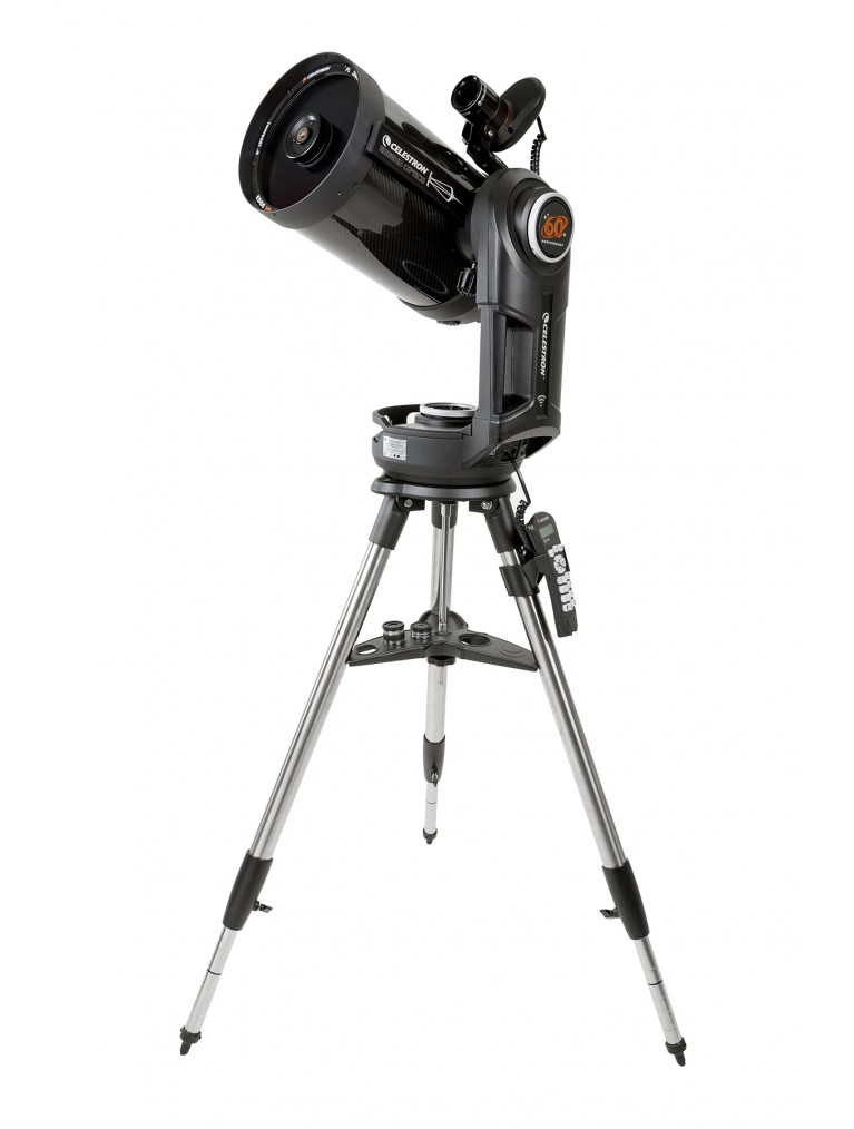 Celestron Limited Edition 60th Anniversary NexStar Evolution 8 HD Carbon Fiber GoTo Telescope with Starsense