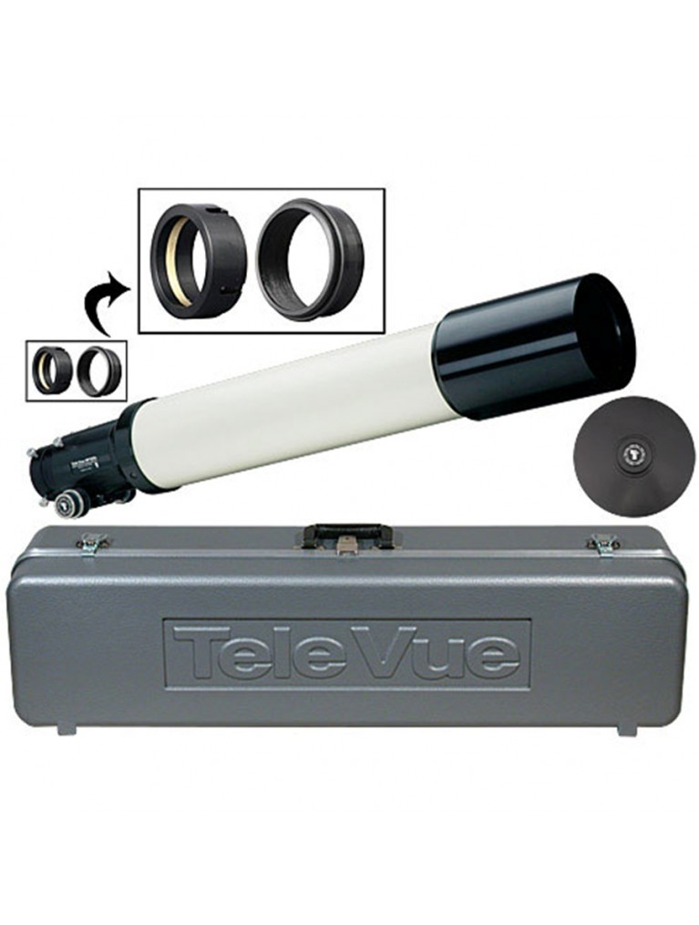 """NP127Is 5"""" f/5.2 Nagler-Petzval apochromatic refractor"""