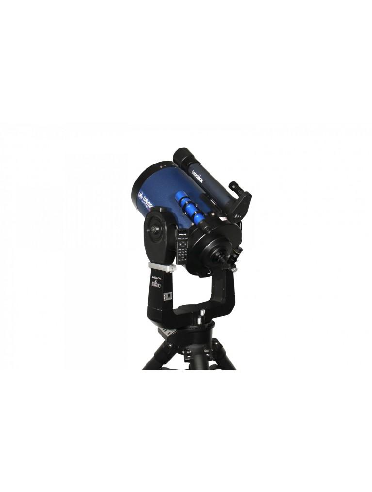 "Meade LX600-ACF 12"" f/8 go-to StarLock altazimuth, with ACF & UHTC optics"
