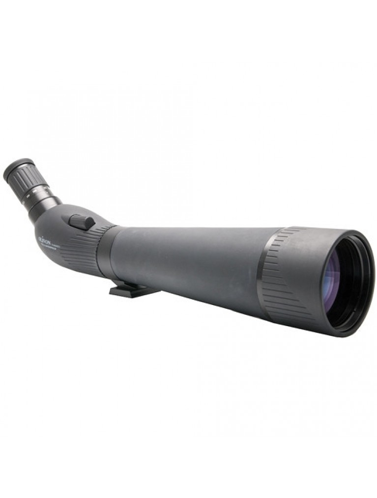 Olivon T-90ED 22-68x90 Spotting Scope (Angled View)