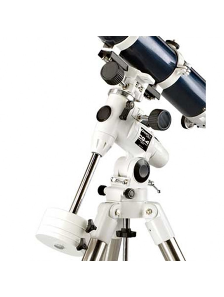 """4"""" Omni XLT 102 Equatorial refractor with Starbright XLT optical multicoatings"""