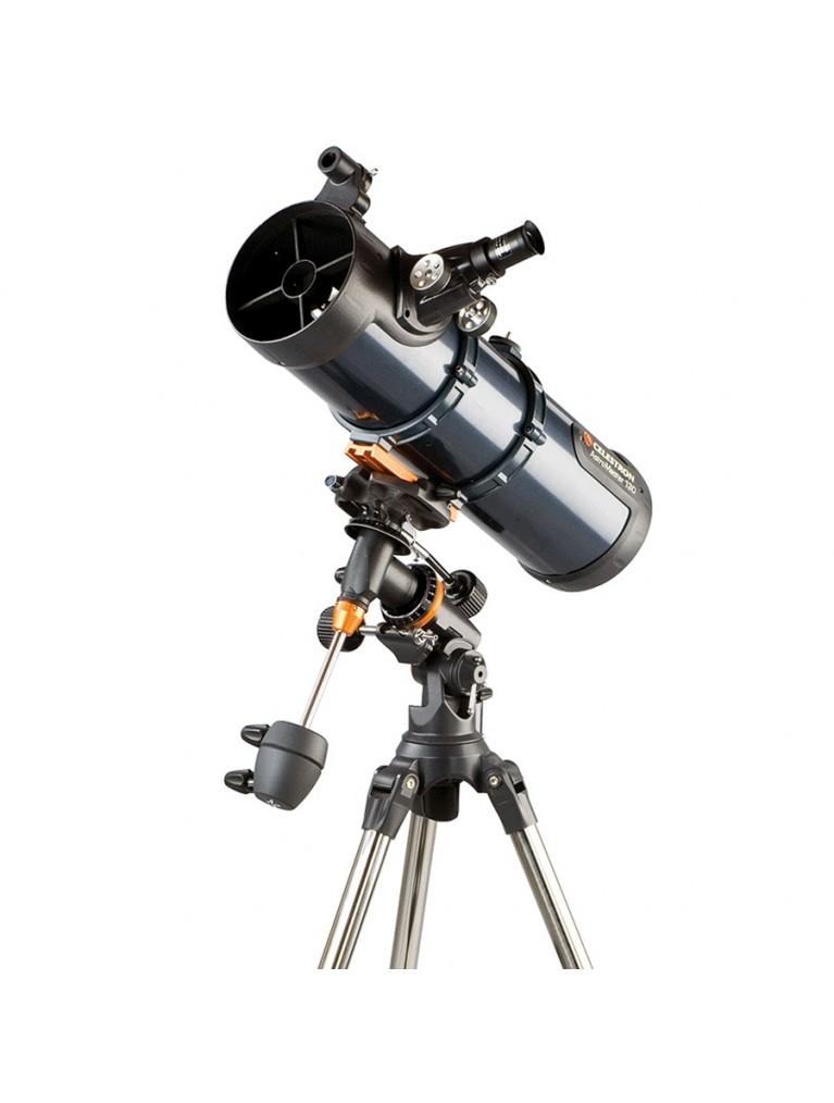 "AstroMaster 130 EQ, 5.1"" Equatorial reflector"