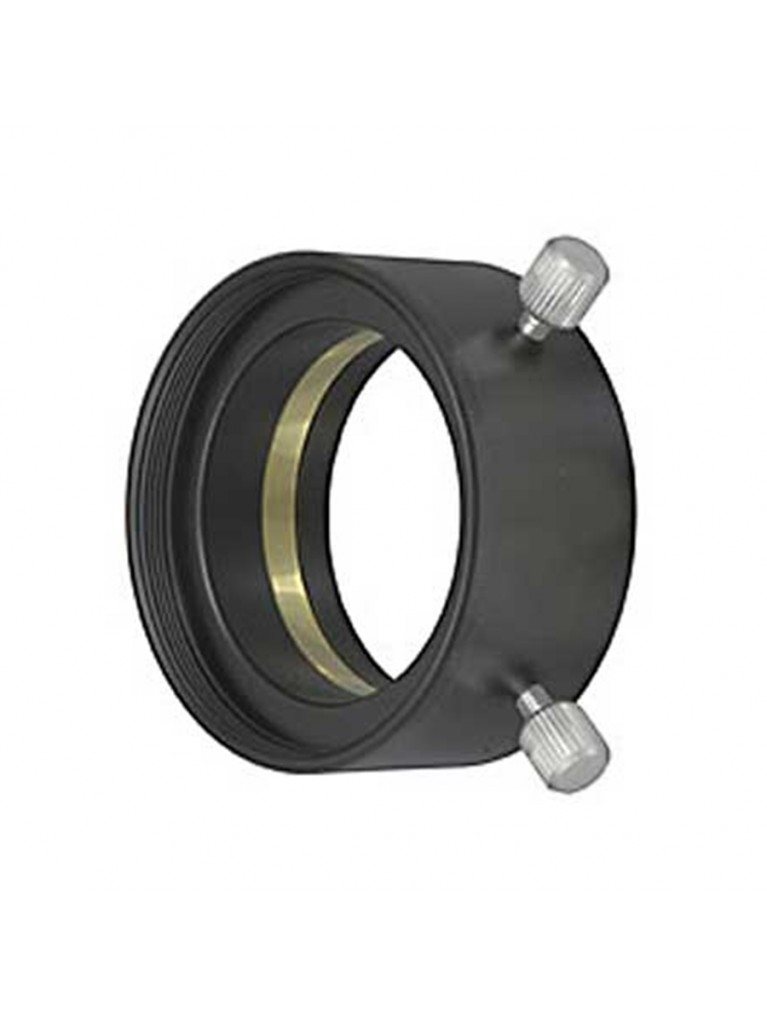 "Adapter to use 2"" nosepiece CCD cameras and filter wheels with TeleVue IS refractors"