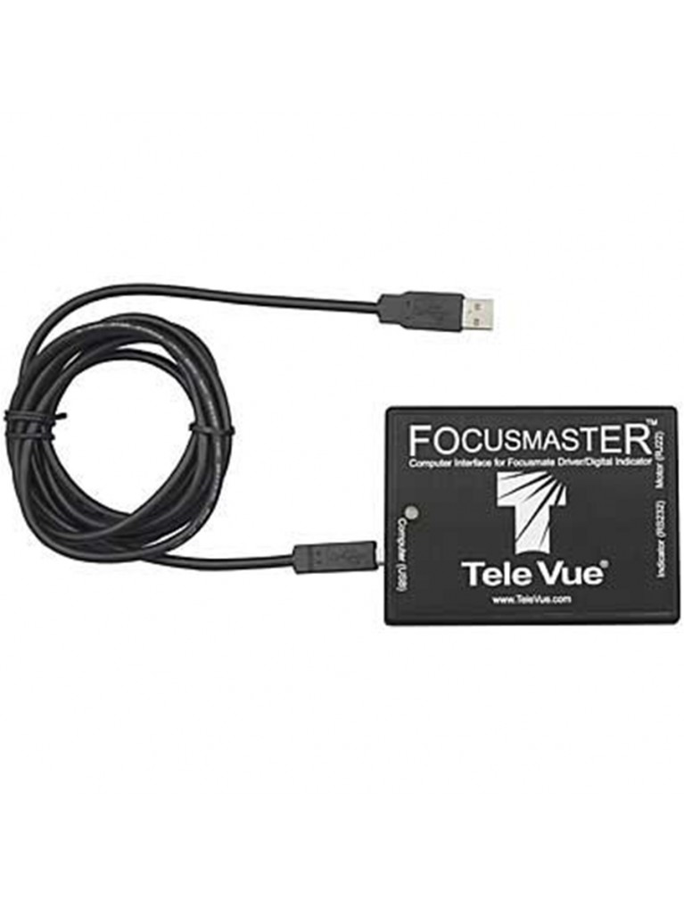 Focusmaster Computer interface