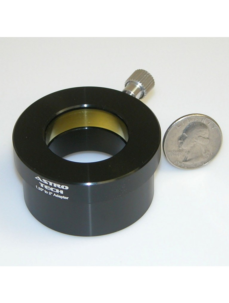 "2"" To 1.25"" accessory adapter"