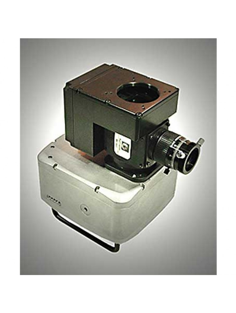 Manual off-axis guider for CCD imaging with SBIG STL Research Series CCD cameras