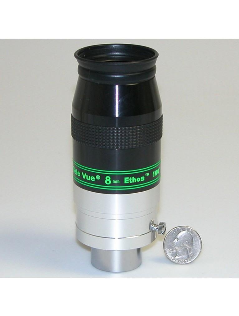 """8mm 1.25""""/2"""" 100° field Ethos"""