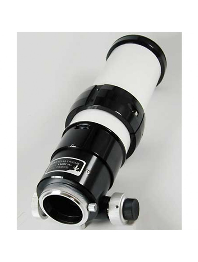 LS60THa 60mm f/8.33 refractor, 6mm blocking filter