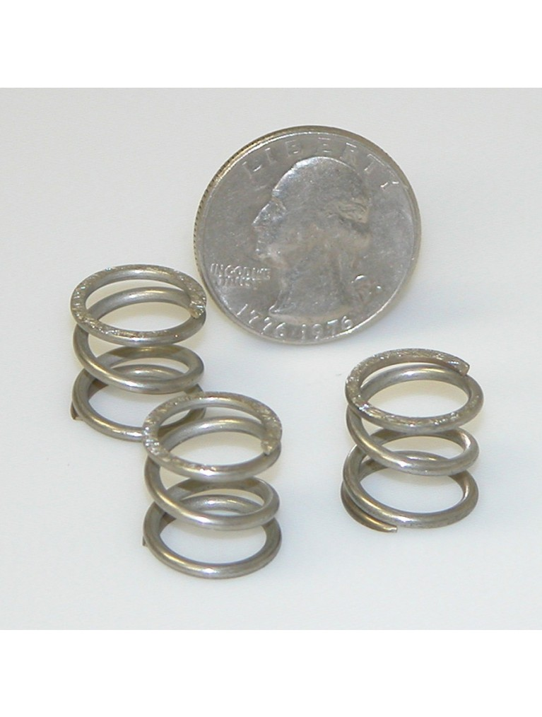 """3 Replacement springs for Meade 8""""/10""""/12"""" Lightbridge Dobsonian primary mirrors"""