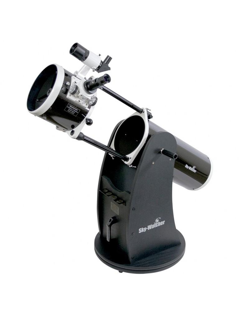 "8"" f/6 telescoping truss-tube Dobsonian"