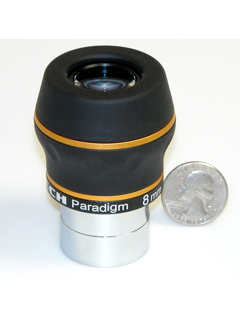 "8mm 1.25"" Paradigm Dual ED"