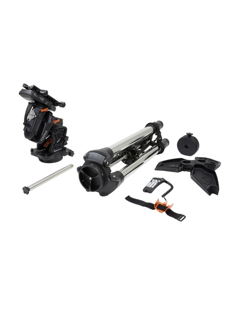 Celestron CGX-L Computerized Go-To German Equatorial, 75 lb Payload Capacity  91531