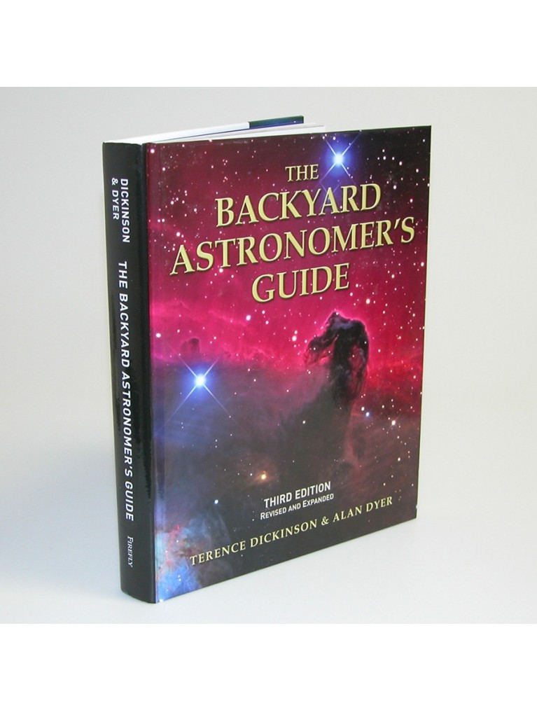Backyard Astronomer'S Guide, third edition