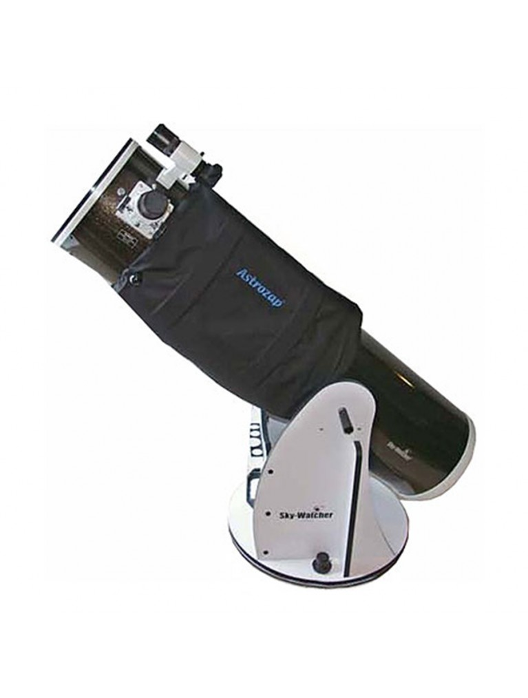 "Light shroud for 10"" Sky-Watcher collapsible truss-tube Dobsonian"