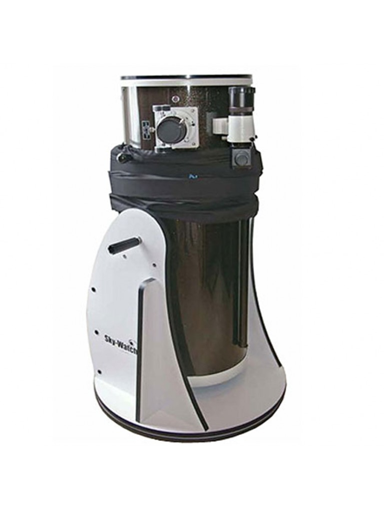 """Light shroud for 10"""" Sky-Watcher collapsible truss-tube Dobsonian"""