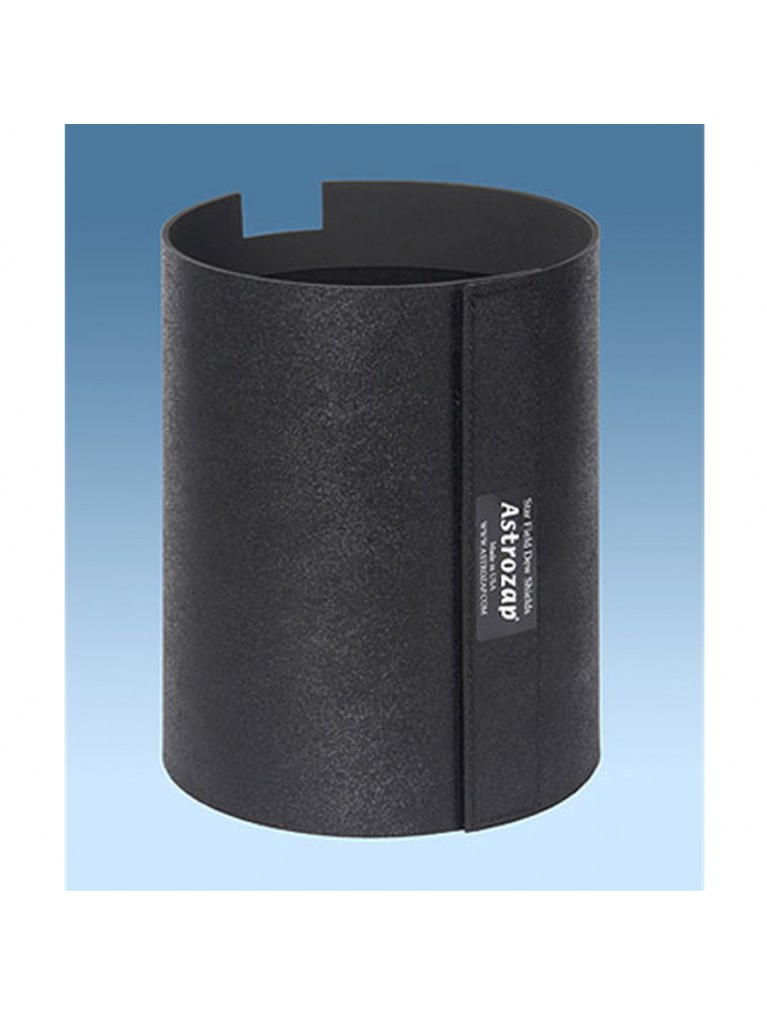 """For Meade 6"""" LT6 and LS6 SCTs, flexible black plastic"""
