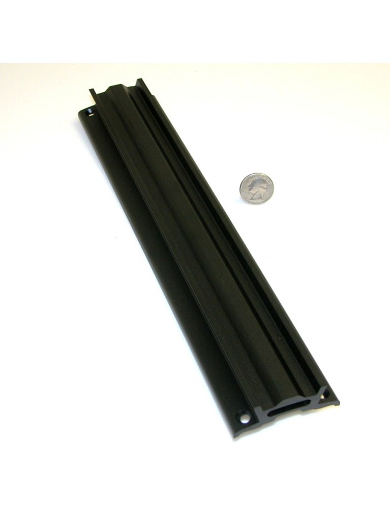 "Vixen-Style dovetail rail for mounting accessories on Astro-Tech AT6RC 6"" RC"