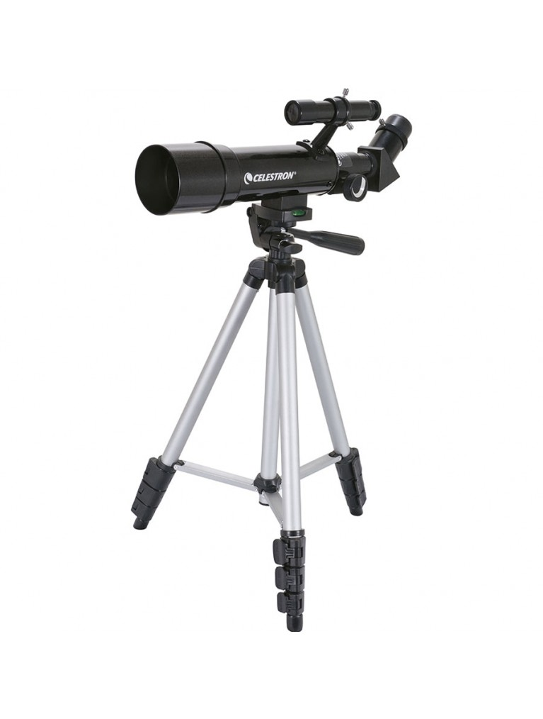Travel Scope 50 50mm backpack refractor and tripod