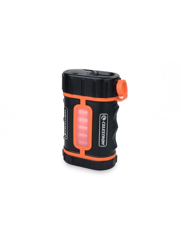 Celestron PowerTank Lithium Pro 12V DC rechargeable battery