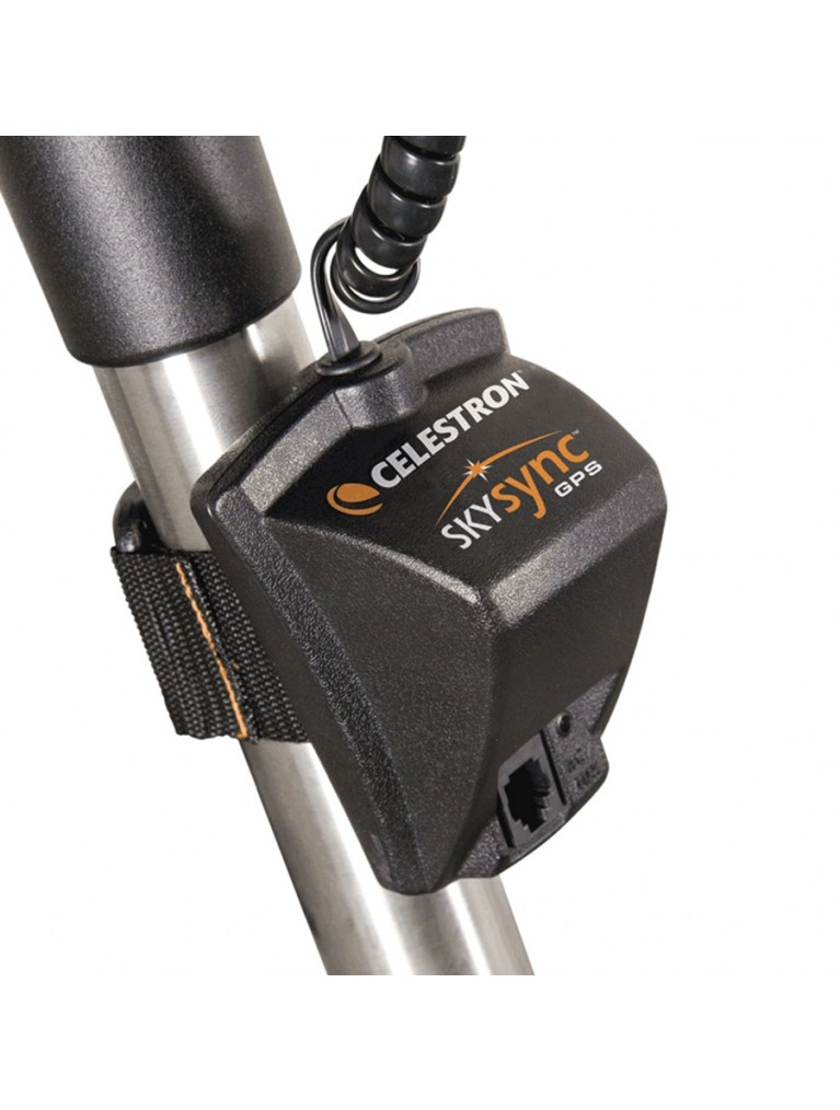SkySync GPS Module for all Celestron non-GPS computerized scopes