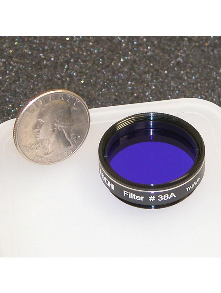 "#38A Dark blue 1.25"" color filter"