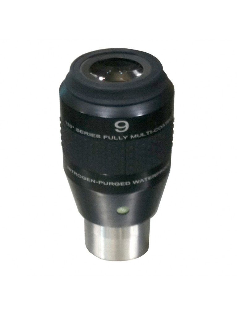 "9mm 120° field argon-purged waterproof 2"" eyepiece"