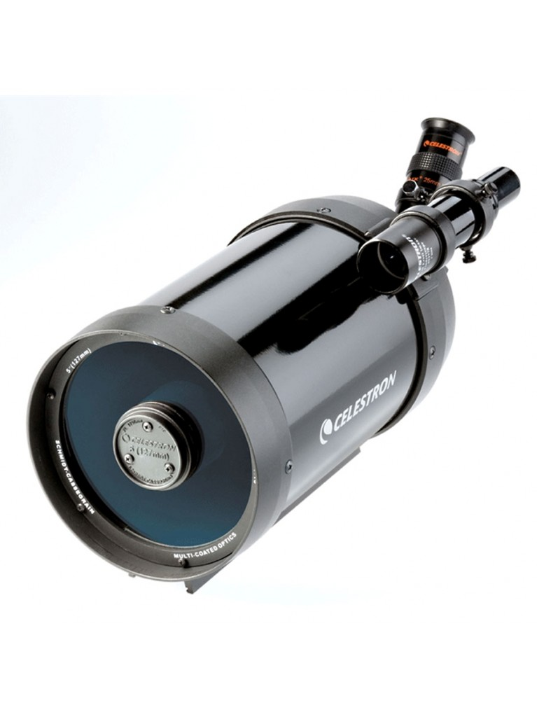 "C5 SCT spotting scope, 125mm, 1.25"" 50x, CG5/AVX/photo tripod dovetail"