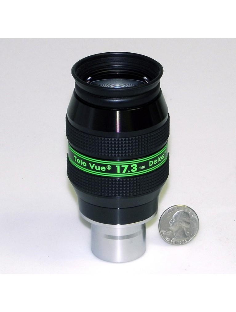 "17.3mm 1.25"" 72° field Delos"