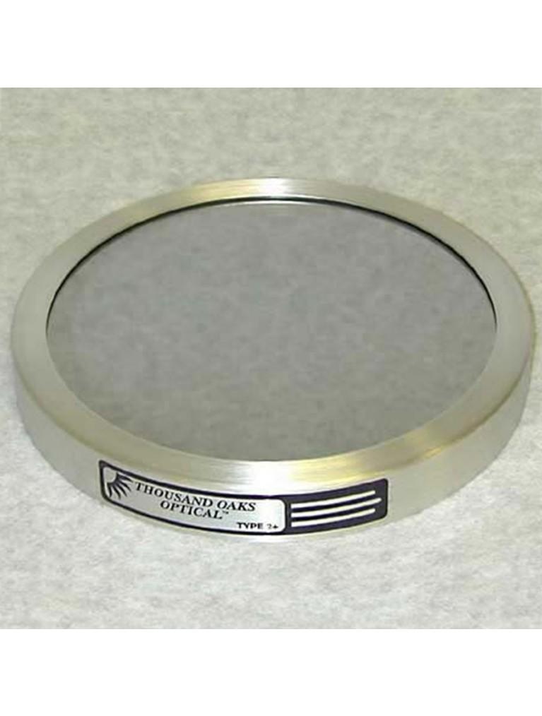 """Full aperture glass filter for Celestron 14"""" Schmidt-Cassegrains"""