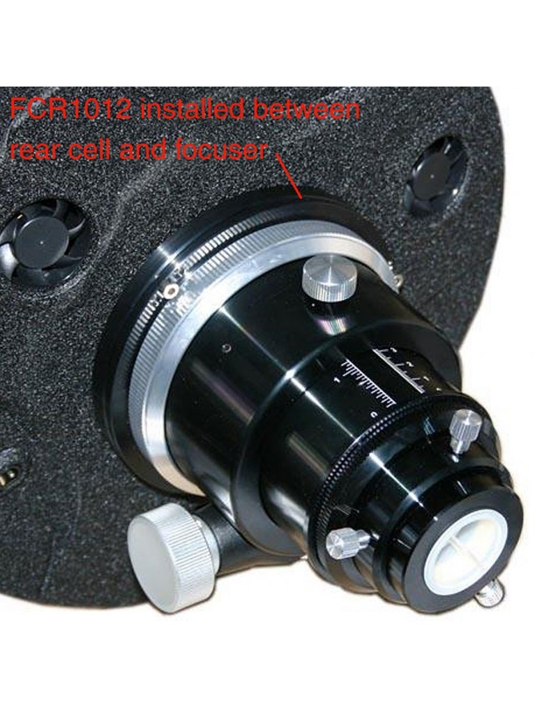 """Focuser collimating ring for 10"""" through 16"""" Astro-Tech Ritchey-Chrétiens"""