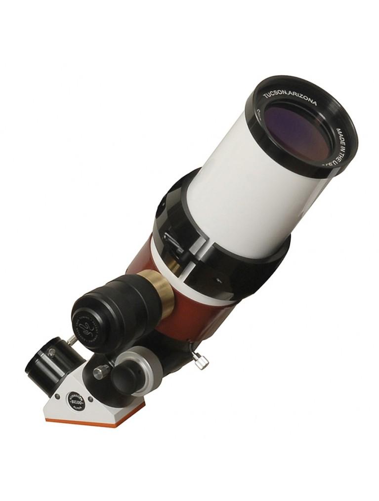 LS60THa 60mm f/8.33 refractor, 6mm blocking filter, Pressure Tuning