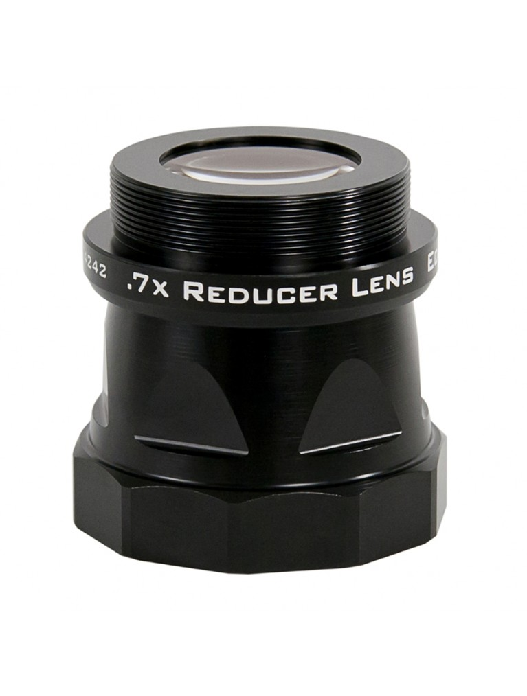 "0.7x focal reducer for Celestron 8"" EdgeHD scopes and optical tubes"