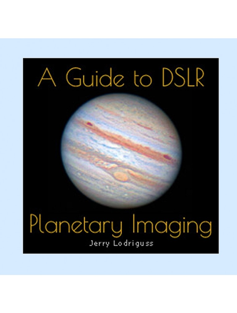 A Guide to DSLR Planetary Imaging on CD-ROM
