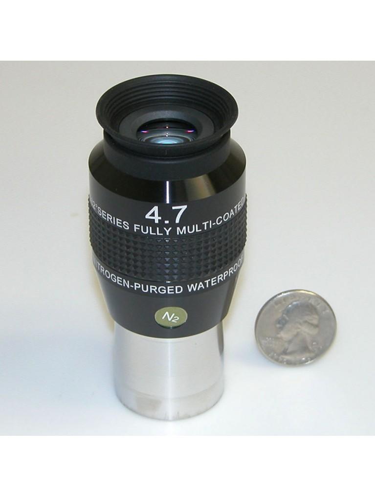 """4.7mm 82° field argon-purged waterproof 1.25"""" eyepiece"""