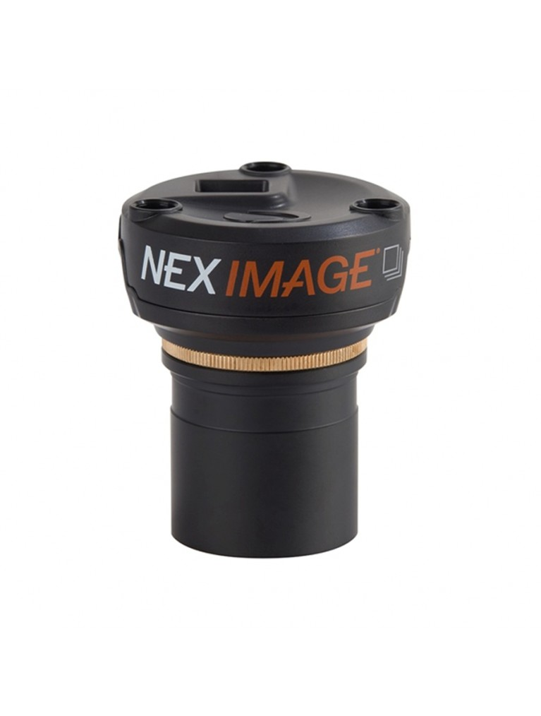 NexImage Burst fast download monochrome CMOS solar system imager