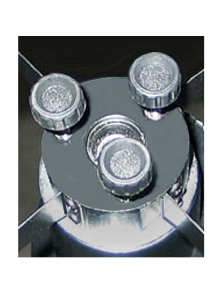 3 collimating knobs for Meade Lightbridge/Astro-Tech Newtonian secondary mirrors