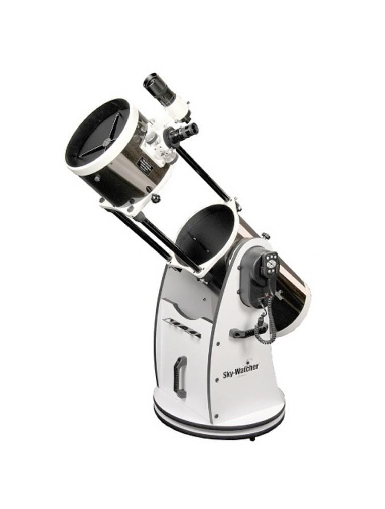 "Sky-Watcher 8"" go-to collapsible Dobsonian reflector"