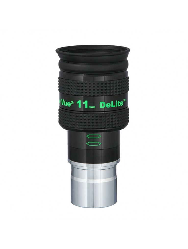 """TeleVue 11mm DeLite™ 62° 1.25"""" eyepiece"""
