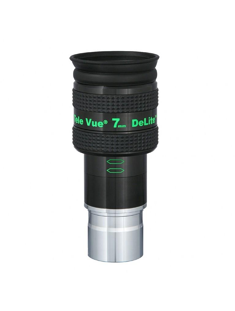 """TeleVue 7mm DeLite™ 62° 1.25"""" Eyepiece"""