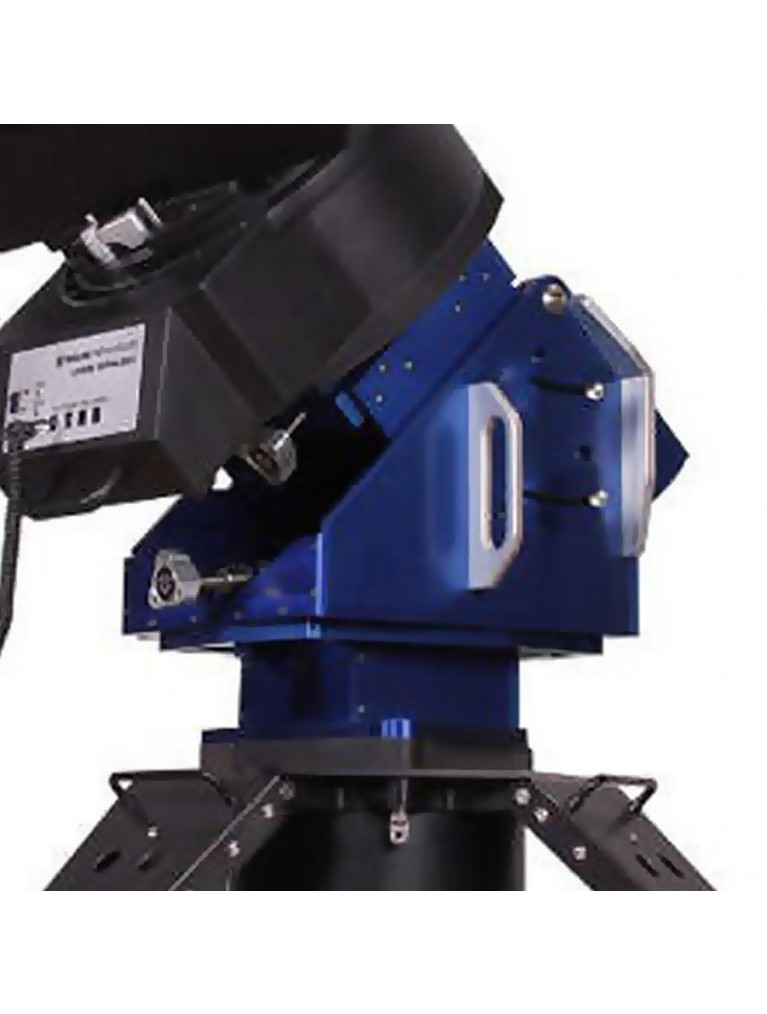 """MAX wedge to use Meade 16"""" LX600 equatorially"""