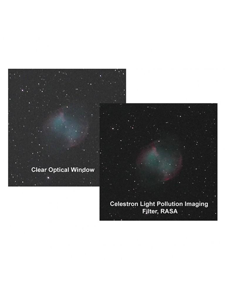 LPR imaging filter for Celestron RASA