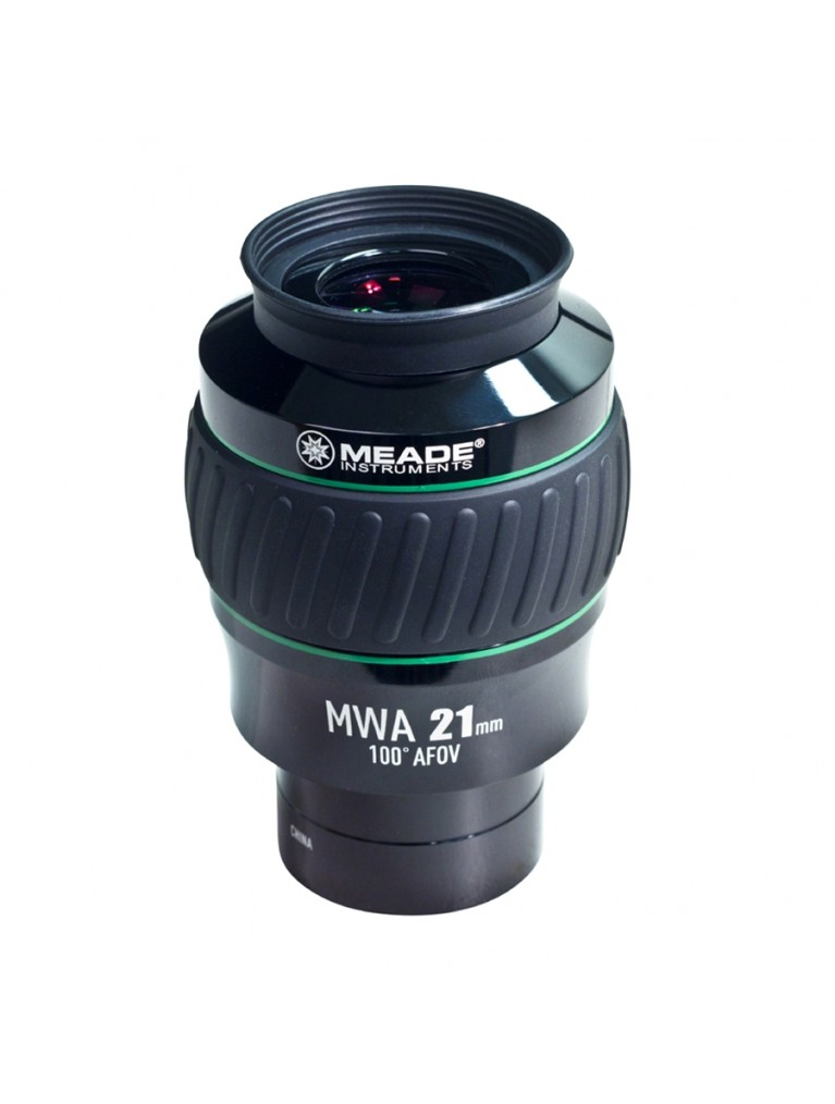 "21mm Mega Wide Angle 100° field 2"" eyepiece"