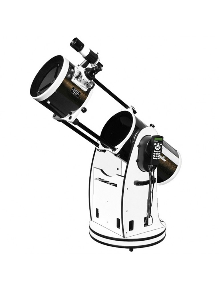 "Sky-Watcher 10"" go-to collapsible Dobsonian reflector"