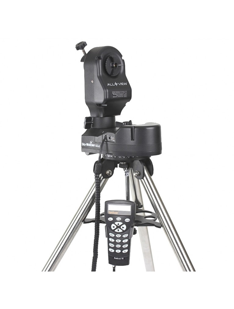 AllView computerized go-to altazimuth camera/scope mount
